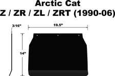 PDP Snow Flap for Arctic Cat ZR ZL ZRT 90-06 Mtn Cat 95-04