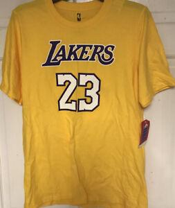 NBA Los Angeles Lakers NBA Lebron James #23 T-Shirt, Youth XL 18/20, NWT!!