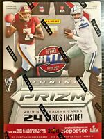 2019 Panini Prizm Football Blaster Box SEALED rookie autograph