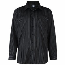 Men's Striped Cotton Regular Casual Shirts & Tops