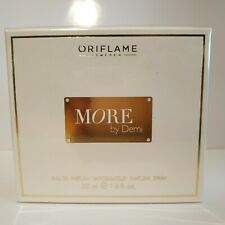 Oriflame More by Demi Eau de Parfum for woman. Hard to find. Discontinued