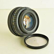 Pentax-A 50mm f/1.7 lens.