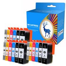 18 Ink Cartridges For Canon Pixma MG6220 MG8220 MG6150 MG6250 MG8150 + Grey