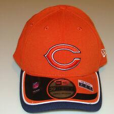 New Era Hat Cap NFL Football Chicago Bears Reverse 39THIRTY L/XL Flex Fit Colour