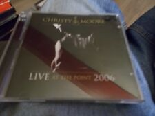CHRISTY MOORE CD LIVE AT THE POINT 2006