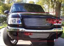 Fits 2001-2003 Ford Ranger XLT/ XL 2WD Billet Grille Combo