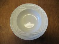 "Mikasa ITALIAN COUNTRYSIDE White DD900 Rim Soup Bowl 9 1/2"" 1 ea  5 available"