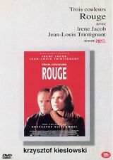 Trois Couleurs: Rouge / Three Colors: RED (1994) DVD (New & Sealed)