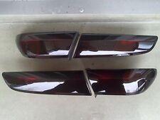 Schwarz Rote Rückleuchten Lasierung Lasur Lasieren Ihrer ALFA 156 Rücklichter