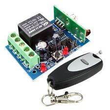 1CH RF Wireless Remote Control Momentary/Toggle