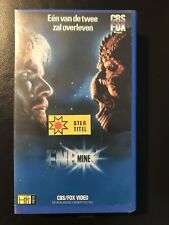 Enemy Mine Ex-Rental Vintage VHS Tape English with dutch subs