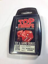 Top Trumps Card Game 2011 Toy And Game Gurus