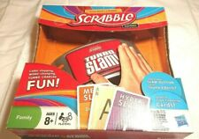 Hasbro Scrabble Electronic Turbo Slam (Brand New)
