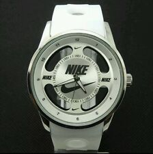Nike Brand New Unisex Luxury White Sports Watch