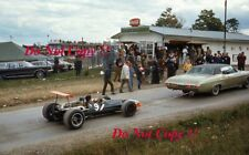 Bobby Unser BRM P138 USA Grand Prix 1968 Photograph 1