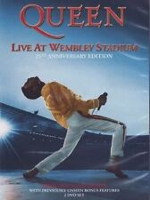 Queen Live at Wembley Stadium 25th Anniversary Edition 0602527795690 DVD