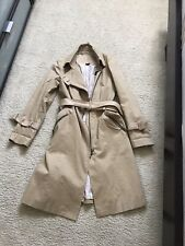 Mackage Trench  Coat Beige Size m