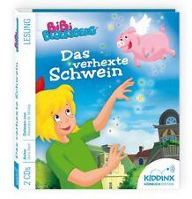 Bibi Blocksberg - Das verhexte Schwein - CD - Hörbuch - *NEU*