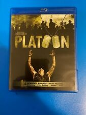 Platoon (Blu-ray 2011, Viewed only once)