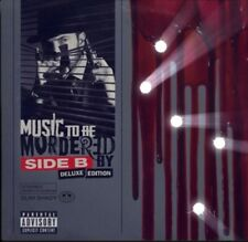 EMINEM •  Music To Be Murdered By (2 x CD)DELUXE EDITION EXCLUSIVE COVER Side B