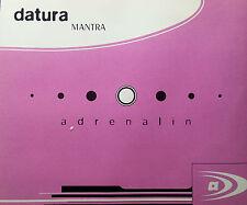 DATURA MANTRA 5 TRACK CD ADRENALIN FREE POST WITHIN AUSTRALIA
