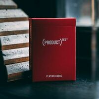 Theory 11 Product Red Playing Cards Charity Luxury Card Deck New Sealed