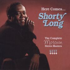 Here Comes Complete Motown Stereo Masters by Shorty Long CD 029667236928