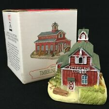 Vtg 1996 Liberty Falls Timberline Lumber The Americana Collection Ah101