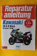 Kawasaki ZX6 R ZX-6 ab 1995  Reparaturanleitung Handbuch