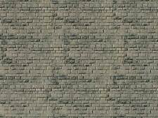 Vollmer 47368 ESCALA N, Placa de pared haustein 25x12, 5cm 1qm =
