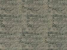 VOLLMER 47368 Piste N, Plaque murale Haustein 25x12,5cm 1qm=