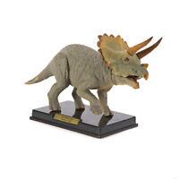 Takara Tomy 3D Capsule Encyclopedia Dinosaur Figure - Triceratops