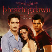 OST TWILIGHT SAGA BREAKING DAWN-PART 1 THE SCORE SOUNDTRACK MUSIC CD NEW