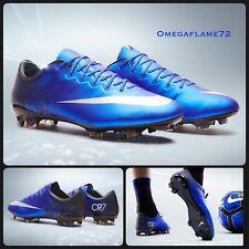 Nike Mercurial Vapor X CR7 FG ACC Football Boots 684860-404 UK 10, EU 45, US 11