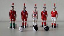 Fußball-Action - & -Spielfiguren aus Metall