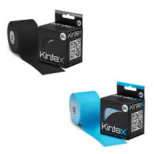 2 Rollen Kintex Kinesiologie Tape 5m x 5cm mit Farbwahl Physiotape Sporttape NEU