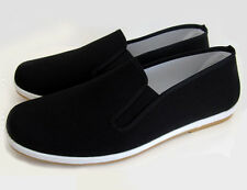Tai Chi Kung Fu Shoes With New Rubbersole Yoga Fitness Martial Arts Lifestyle