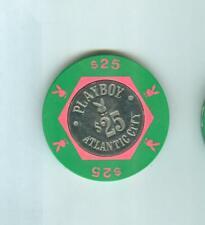 $25 PLAYBOY  CLUB CASINO POKER CHIP--