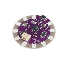 1PCS LilyPad Arduino USB ATmega32U4 Board Module replace atmega328p with IDE