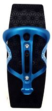 SUPACAZ Cycling Ano Fly Water Bottle Cage Aqua Blue