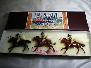 Imperial Collectors Lead Figures Set #50A 6th Bengal Cavalry 1882