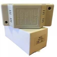 Bell System Modelo 212 Puerta entrada de alimentación de unidad psu 12v Ac Montable En Pared 1a