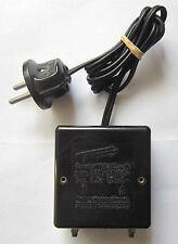 FLEISCHMANN Transformator aWK 0,002+ vintage Trafo Siemens-Schuckert W-Germany