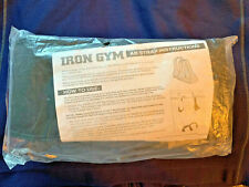 Pro Fit Iron Gym AB Strap Black New In Bag - FREE SHIPPING