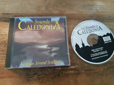 CD VA The Sounds Of Caledonia : Voyage Around Scotland (19 Song) REL RECORDS jc