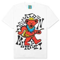 NEW! Grateful Dead x CTM Chinatown Market New Grasp on Death T-Shirt White