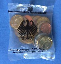 Original Euro Coins Starter Kit | Bundesbank Deutschland | First Edition