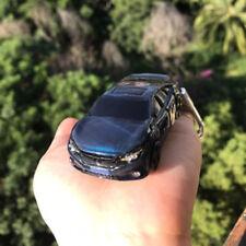 Chrome Black ABS Smart Key Fob Shell Cover For Honda Accord Civic CRV HVR,etc