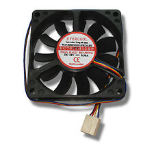 Evercool EC7015H12BP 70mm x 15mm Dual Ball Bearing 4 Pin PWM CPU Replacement Fan