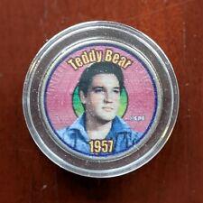 United States - Elvis Presley Music, Teddy Bear 1957 - Quarter Coin